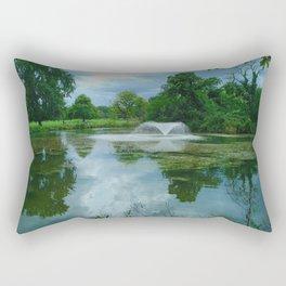 Beauty in the Park - Clissold Park Stoke Newington London Rectangular Pillow