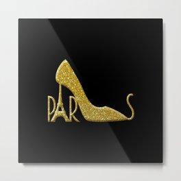 Ah Paris! Metal Print
