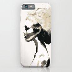 Serene - Digital fashion illustration / painting iPhone 6 Slim Case