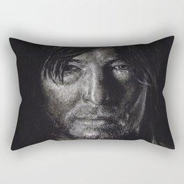 The Walking Dead - Daryl Dixon Rectangular Pillow