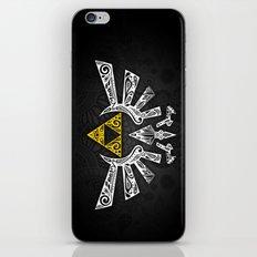 Zelda Hyrule iPhone & iPod Skin