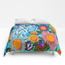 Cabsink16DesignePatternGGG Comforters