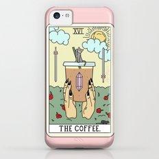 COFFEE READING iPhone 5c Slim Case