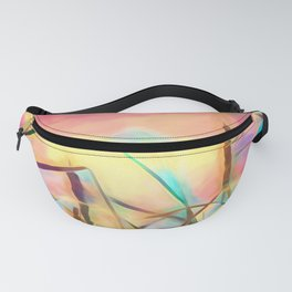 Peaceful Summer Fanny Pack