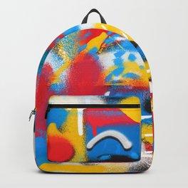 Graffit Style Latin America Style Backpack