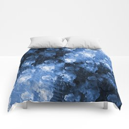 The Sound Barrier in Blue..... Comforters