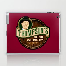 Thompson's Irish Whiskey Laptop & iPad Skin