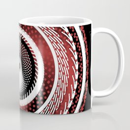 Spinning Out of Control Coffee Mug