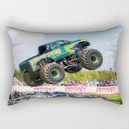 Swamp Thing airborne Rectangular Pillow
