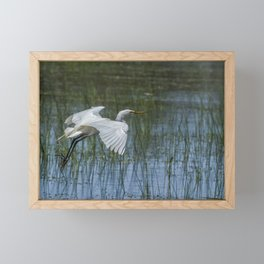 Grace Over Water Framed Mini Art Print