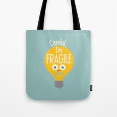 Light Sensitive Tote Bag