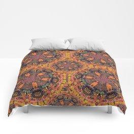 Mandala Batik Comforters