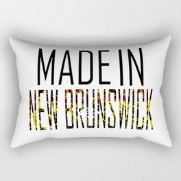 Made In New Brunswick Rectangular Pillow