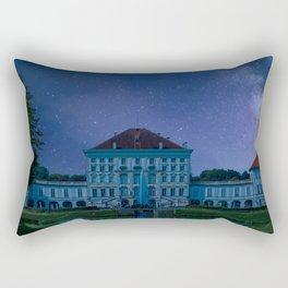 DE - BAVARIA : Nympfenburg palace Munich Rectangular Pillow