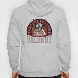 Valknut | Viking Warrior Symbol Triangle Hoody