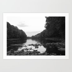Valley Forge  Art Print