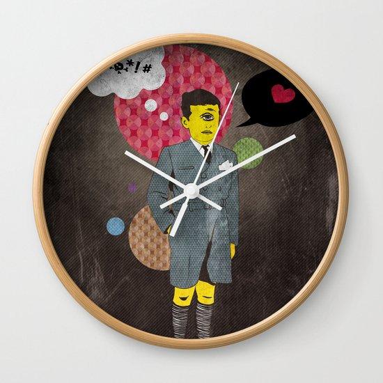 Beast Wall Clock