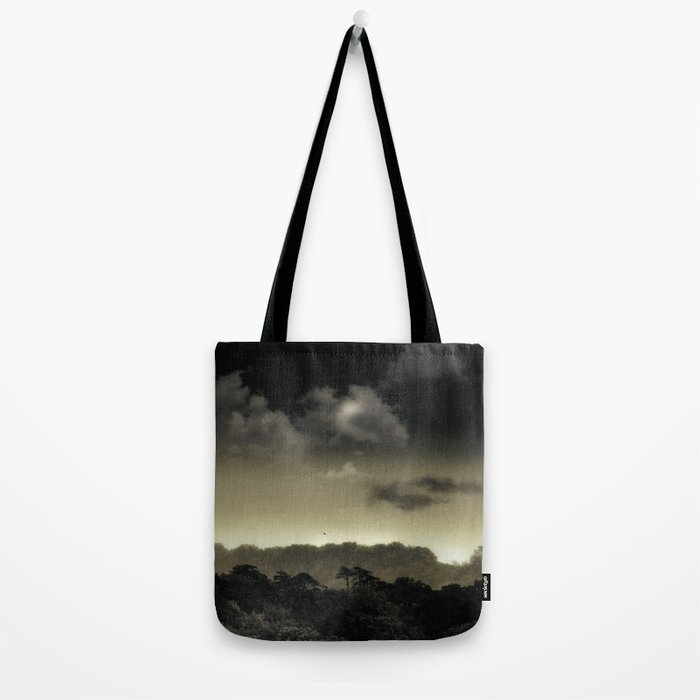 Stored in the Cloud Tote Bag
