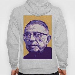 Jean-Paul Sartre Hoody