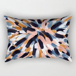 Copper III Rectangular Pillow