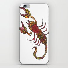 Tatoo Scorpion iPhone & iPod Skin