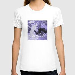 """Weltgeist"" EP Artwork - Miss Natasha Enquist T-shirt"