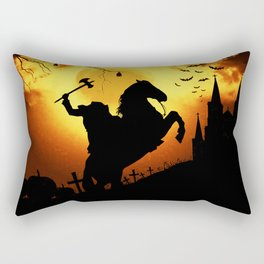 Headless Horseman Rectangular Pillow