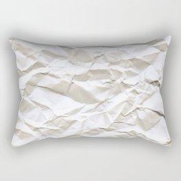 White Trash Rectangular Pillow