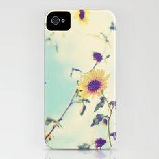 Sunflowers iPhone (4, 4s) Slim Case