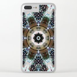 The Impossible Dream Clear iPhone Case