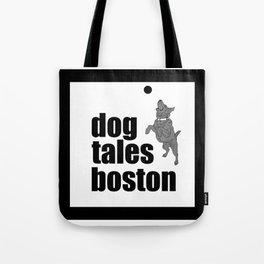 Dog Tales Boston 2018 Tote Bag