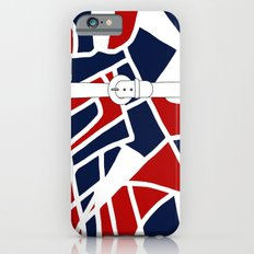 Red White & Blue iPhone 6s Slim Case