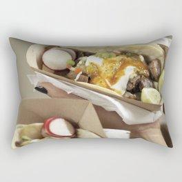 Brooklyn Taco Rectangular Pillow