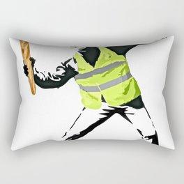 À l'attaque! Rectangular Pillow