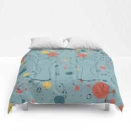 Shuni Mudra Comforters