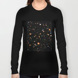 Hubble Extreme Deep Field Long Sleeve T-shirt