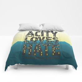 Charleston Strong Comforters