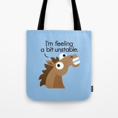 Trigger Warning Tote Bag