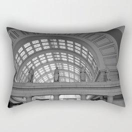 Union Station, No. 4 Rectangular Pillow