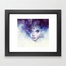 Aerial Framed Art Print