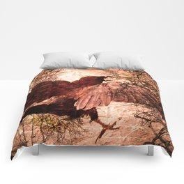 Crow Speach Comforters