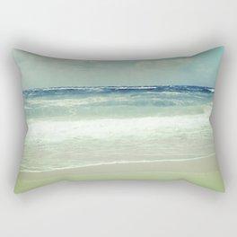 BEACH IN HARMONY I Rectangular Pillow