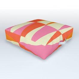 Zaha Sixties Outdoor Floor Cushion