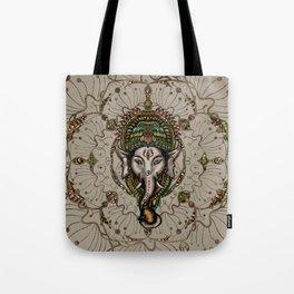 Lord Ganesha - Canvas Lord Ganesha - Canvas Tote Bag