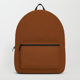 Rust - Solid Color Collection Backpack