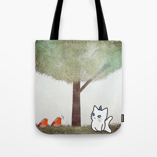 cat-17 Tote Bag