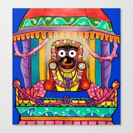Lord Jagannatha Canvas Print