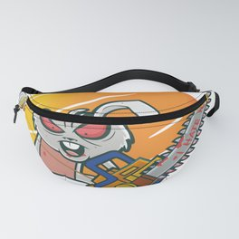 I hate people Fanny Pack