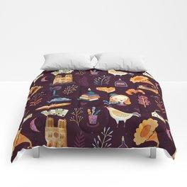French spirit Comforters
