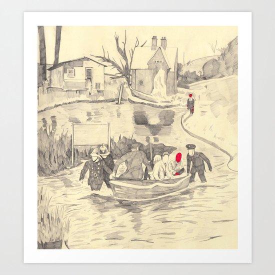 collectors '2 Art Print